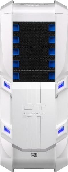PC korpusas be PSU Aerocool GT-S White Edition, USB 3.0 Paveikslėlis 4 iš 12 250255900769