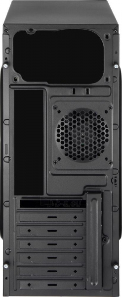 PC korpusas be PSU Aerocool PGS V2X BLACK / BLUE ATX , USB3.0 Paveikslėlis 3 iš 6 250255900770