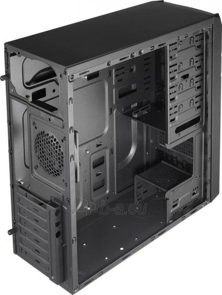 PC korpusas be PSU Aerocool PGS V2X BLACK / BLUE ATX , USB3.0 Paveikslėlis 4 iš 6 250255900770