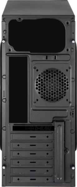 PC korpusas be PSU Aerocool PGS V2X BLACK / ORANGE ATX , USB3.0 Paveikslėlis 3 iš 6 250255900771