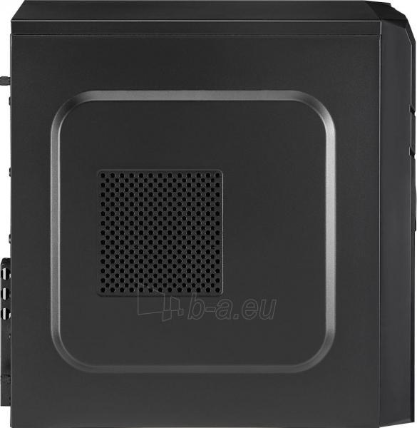 PC korpusas be PSU Aerocool PGS V2X BLACK / ORANGE ATX , USB3.0 Paveikslėlis 6 iš 6 250255900771