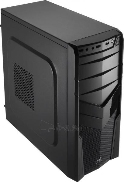 PC korpusas be PSU Aerocool PGS V2X BLACK ATX , USB3.0 Paveikslėlis 1 iš 6 250255900772