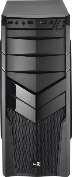 PC korpusas be PSU Aerocool PGS V2X BLACK ATX , USB3.0 Paveikslėlis 2 iš 6 250255900772