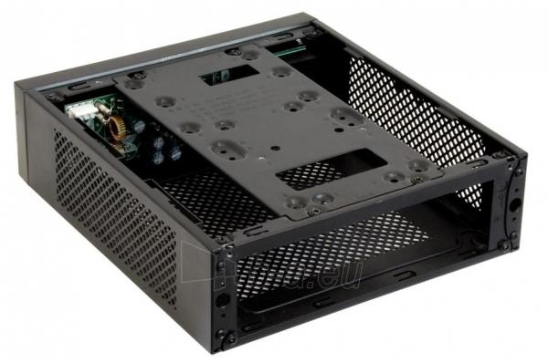 PC korpusas be PSU Chieftec IX-01B-OP Paveikslėlis 2 iš 2 250255900783