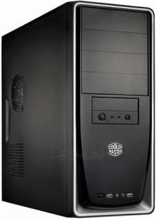 PC korpusas be PSU Cooler Master Elite 310 Sidabrinis Paveikslėlis 1 iš 1 250255900788