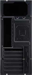 PC korpusas be PSU Tacens ATX ARCANUS PRO, USB 3.0 Juodas Paveikslėlis 3 iš 5 250255901041
