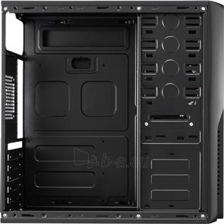 PC korpusas be PSU Tacens ATX ARCANUS PRO, USB 3.0 Juodas Paveikslėlis 4 iš 5 250255901041