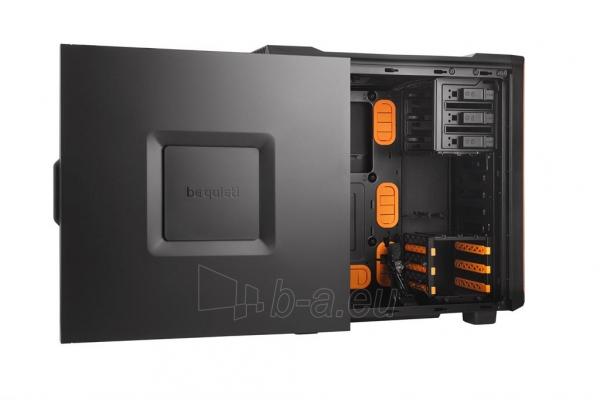 PC korpusas be quiet! Silent Base 600, oranžinis, ATX, micro-ATX, mini-ITX case Paveikslėlis 3 iš 5 310820015727