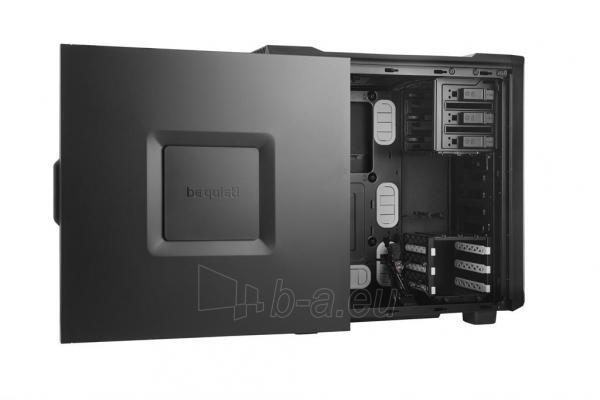 PC korpusas be quiet! Silent Base 600, sidabrinis, ATX, micro-ATX, mini-ITX case Paveikslėlis 3 iš 5 310820015729
