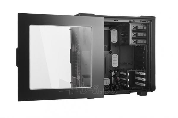 PC korpusas be quiet! Silent Base 600 window, sidabr., ATX, micro-ATX, mini-ITX Paveikslėlis 3 iš 5 310820015732