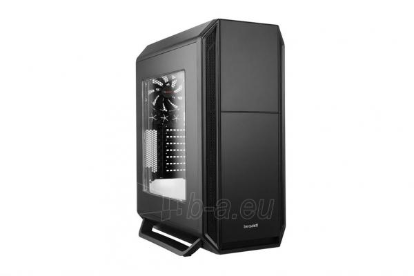 PC korpusas be quiet! Silent Base 800 Window, juodas, ATX, micro-ATX, mini-ITX Paveikslėlis 1 iš 4 310820015658