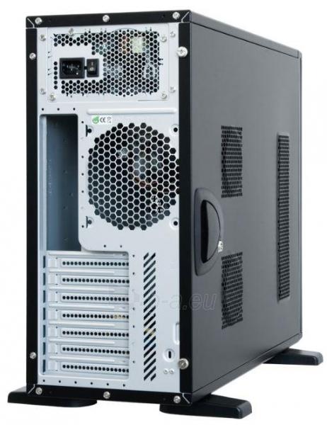 PC korpusas Chieftec Smart SH-03B-OP, SECC medžiaga 1mm, USB3, Beįrankinis Paveikslėlis 2 iš 2 250255901050