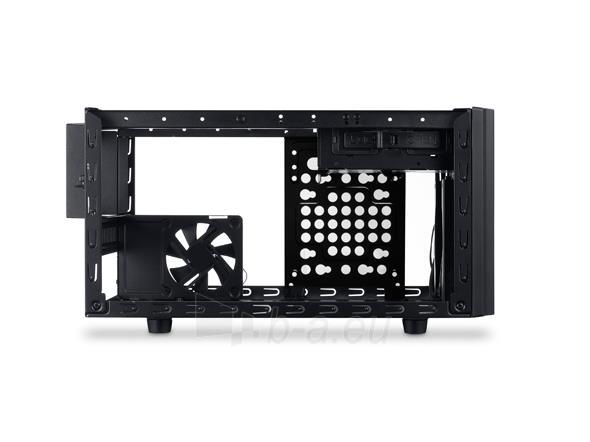 PC korpusas Cooler Master Elite 130 Mini ITX USB3, Vandens aušinimo palaikymas Paveikslėlis 2 iš 3 250255901053