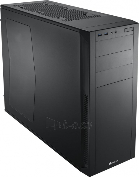PC korpusas Corsair Carbide Series 200R Windowed Compact ATX Case Paveikslėlis 1 iš 2 250255901059