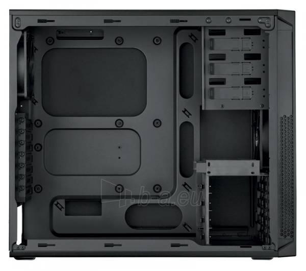 PC korpusas Corsair Carbide Series 200R Windowed Compact ATX Case Paveikslėlis 2 iš 2 250255901059