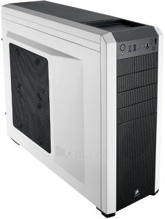 PC korpusas Corsair Carbide Series 500R Mid-Tower Gaming Chassis, Baltas Paveikslėlis 1 iš 1 250255901060