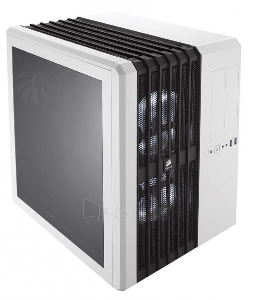 PC korpusas Corsair Carbide Series Air 540 High Airflow ATX Cube Case, Baltas Paveikslėlis 1 iš 3 250255901061