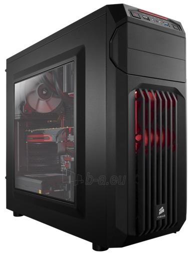 PC korpusas Corsair Carbide Series™ SPEC-01 RED LED Mid Tower Gaming Paveikslėlis 1 iš 3 250255901066