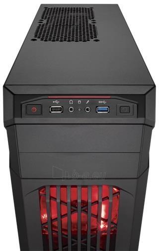 PC korpusas Corsair Carbide Series™ SPEC-01 RED LED Mid Tower Gaming Paveikslėlis 2 iš 3 250255901066