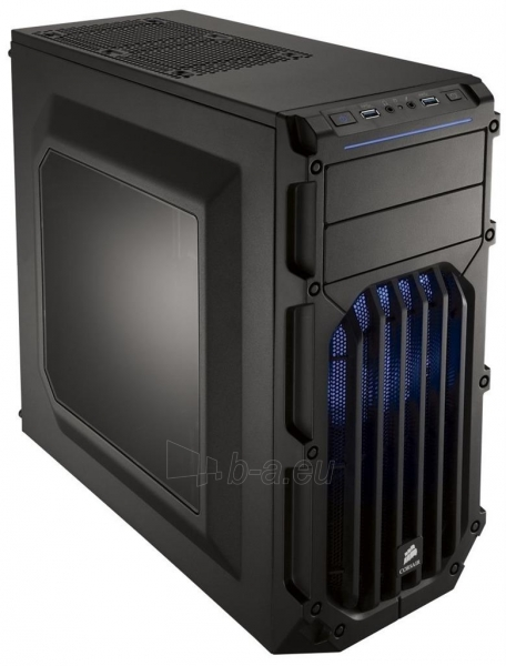 PC korpusas Corsair Carbide Series SPEC-03 Mid Tower, 120mm, LED Paveikslėlis 1 iš 6 250255901064