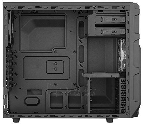 PC korpusas Corsair Carbide Series SPEC-03 Mid Tower, 120mm, LED Paveikslėlis 6 iš 6 250255901064