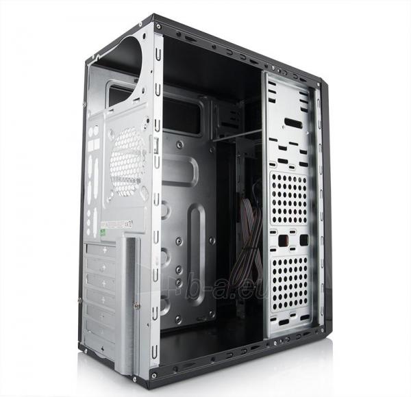 PC korpusas LOGIC A10 Midi Tower su PSU LOGIC 400W ATX PFC, USB 3.0 Paveikslėlis 3 iš 4 250255900840