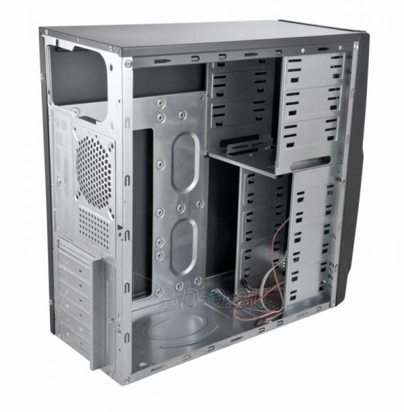 PC korpusas LOGIC A11 Midi Tower su PSU LOGIC 400W ATX PFC, USB 3.0 Paveikslėlis 2 iš 3 250255900845