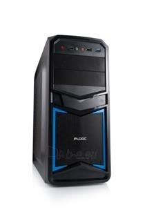 PC korpusas LOGIC B24 Midi Tower su PSU LOGIC 600W ATX PFC, USB 3.0 Paveikslėlis 1 iš 3 250255900854