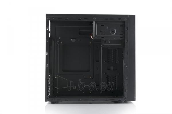 PC korpusas LOGIC M4 MiniTower,su PSU LOGIC 400W ATX PFC, USB 3.0 Paveikslėlis 2 iš 3 250255901085