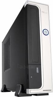 PC korpusas MODECOM FEEL 302 Mini ITX PSU 96W Juodai sidabrinis Paveikslėlis 1 iš 1 250255900860