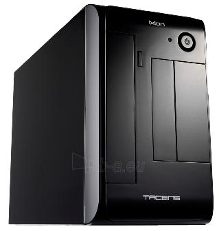PC korpusas Tacens ITX IXION 300W Juodas Paveikslėlis 1 iš 7 250255900877