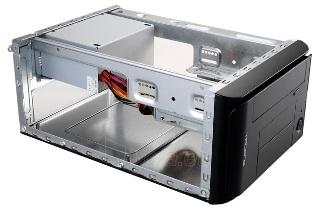 PC korpusas Tacens ITX IXION 300W Juodas Paveikslėlis 7 iš 7 250255900877
