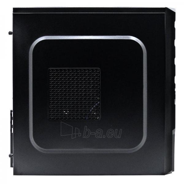 PC korpusas Tacens MARS GAMING MC2 V2, Midi Tower, USB3, Juodas Paveikslėlis 4 iš 6 250255900879
