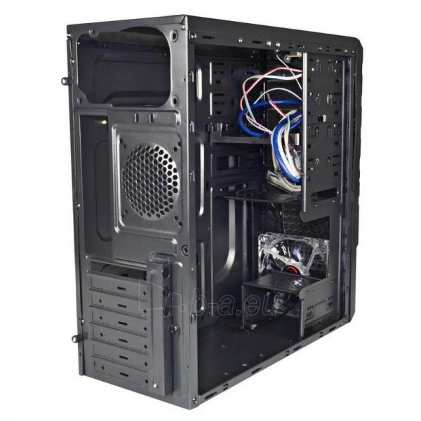 PC korpusas Tacens MARS GAMING MC2 V2, Midi Tower, USB3, Juodas Paveikslėlis 6 iš 6 250255900879