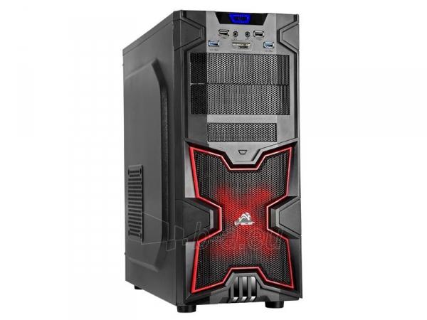 PC korpusas Tracer X-Ray, Midi tower, be PSU USB 3.0 Paveikslėlis 1 iš 7 250255900899
