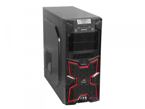 PC korpusas Tracer X-Ray, Midi tower, be PSU USB 3.0 Paveikslėlis 2 iš 7 250255900899
