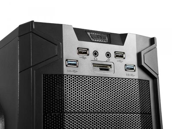 PC korpusas Tracer X-Ray, Midi tower, be PSU USB 3.0 Paveikslėlis 5 iš 7 250255900899