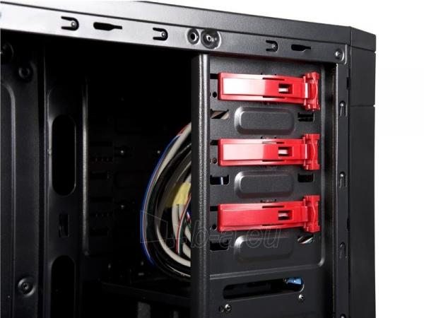 PC korpusas Tracer X-Ray, Midi tower, be PSU USB 3.0 Paveikslėlis 6 iš 7 250255900899