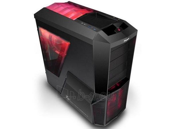 PC korpusas Zalman Chasis Z11 Plus HF1 Midi Tower USB 3.0 Paveikslėlis 1 iš 9 250255900905