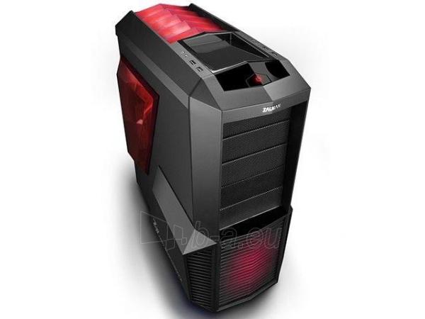 PC korpusas Zalman Chasis Z11 Plus HF1 Midi Tower USB 3.0 Paveikslėlis 2 iš 9 250255900905