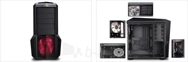 PC korpusas Zalman Chasis Z11 Plus HF1 Midi Tower USB 3.0 Paveikslėlis 6 iš 9 250255900905