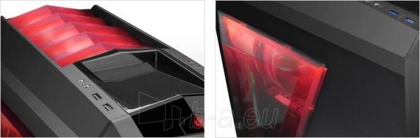 PC korpusas Zalman Chasis Z11 Plus HF1 Midi Tower USB 3.0 Paveikslėlis 7 iš 9 250255900905