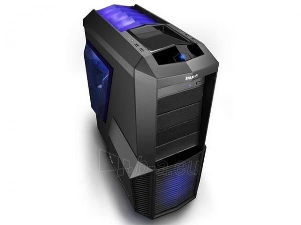 PC korpusas Zalman Chasis Z11 Plus Midi Tower USB 3.0 Paveikslėlis 2 iš 8 250255901089