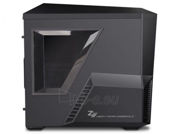 PC korpusas Zalman Chasis Z11 Plus Midi Tower USB 3.0 Paveikslėlis 8 iš 8 250255901089