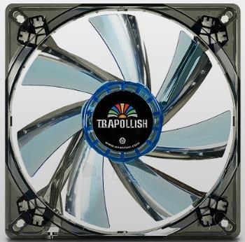 PC korpuso ventiliatorius Enermax T.B.Apollish Blue 13.9cm Paveikslėlis 1 iš 2 2502552400181