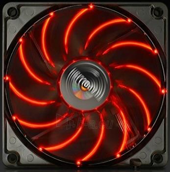 PC korpuso ventiliatorius Enermax T.B.Apollish Red 12cm Paveikslėlis 2 iš 2 2502552400183