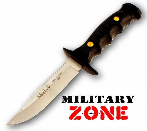 Knife Muela Alce 7101 Paveikslėlis 1 iš 1 251550100049