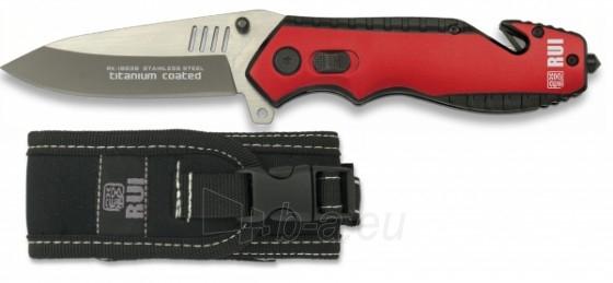Knife ratowniczy RUI 19536 czerwony Paveikslėlis 1 iš 1 251550100554