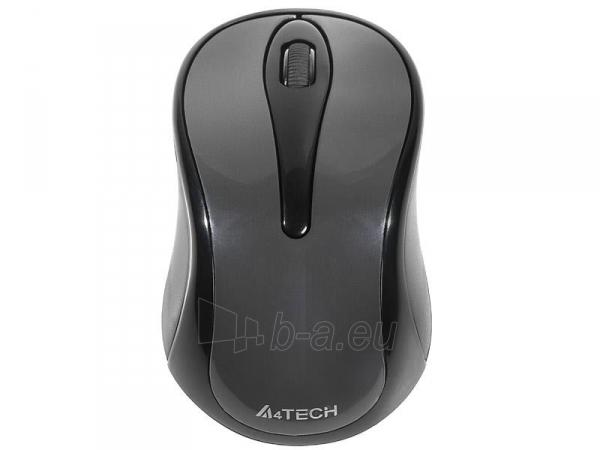 Pelė A4Tech V-Track G3-280A USB Paveikslėlis 2 iš 3 250255031174
