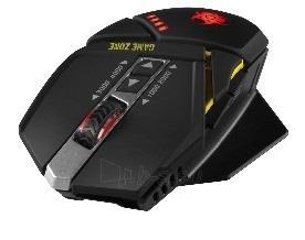 Pelė Mouse TRACER GAMEZONE Frenzy AVAGO 3050 4000 DPI Paveikslėlis 1 iš 6 310820045983